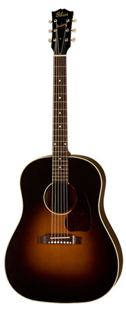 Gibson J45 True Vintage Acoustic Guitar with Case