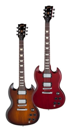 Gibson SG 60's Tribute Electric Guitar with Gig Bag
