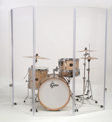 Gibraltar GDS5 5 Panel Drum Sound Shield