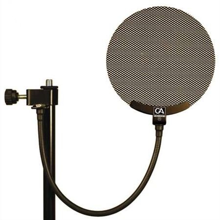 Golden Age Project P2 Metal Microphone Pop Filter