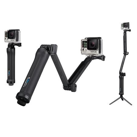 GoPro AFAEM-001 3-Way Grip Arm Tripod