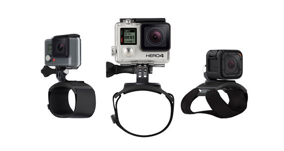 GoPro AHWBM-001 The Strap Camera Mount