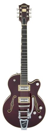 Gretsch G6659TFM Players Edition Broadkaster Jr with Case