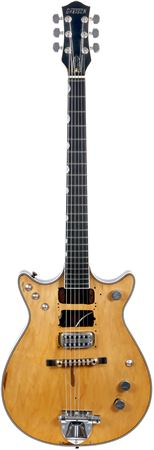 Gretsch G6131MY CS USA Custom Shop Malcolm Young Salute Jet with Case