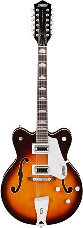Gretsch G5422DC-12 Electromatic Hollowbody 12 String Electric Guitar