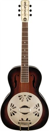 Gretsch G9240 Alligator Biscuit RoundNeck Resonator Guitar