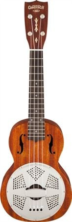 Gretsch G9112 Resonator Concert Ukulele with Gig Bag