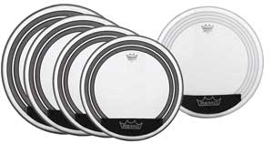Remo Powersonic Bass Drum Heads
