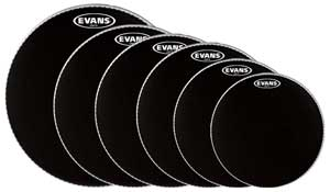 Evans Onyx 2 Ply Drum Heads