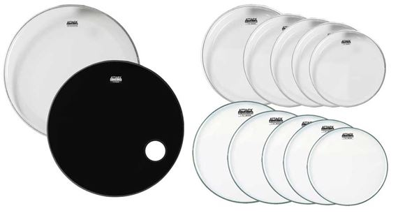 Attack Drum Heads