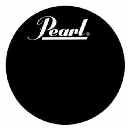 Pearl ProTone 22 Logo Bass Drum Head