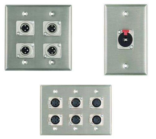 Pro Co Studio Wall Plates