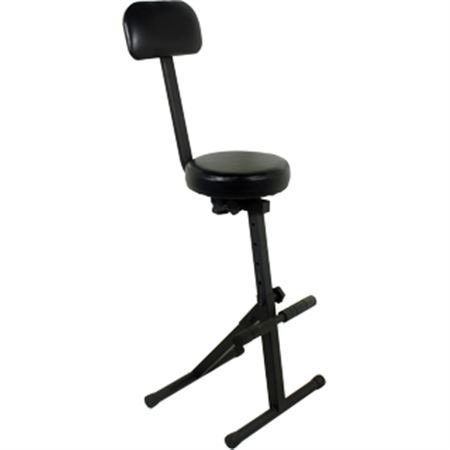 Grundorf 70001 Musician and DJ Adjustable Chair