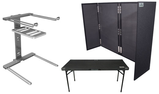 Grundorf DJ Table and F4863 Facade Package