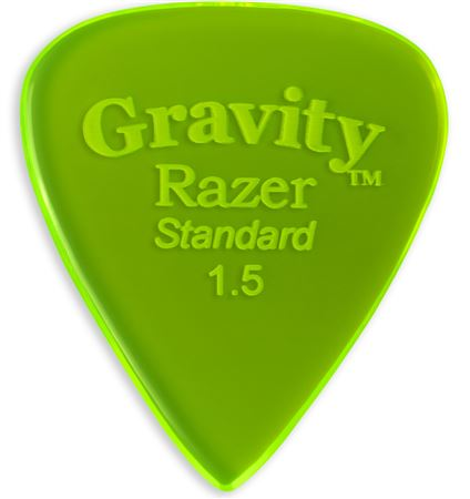 Gravity Picks Razer Standard Guitar Pick