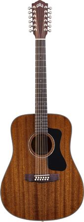 Guild GAD D12512 Dreadnought 12 String Acoustic Guitar