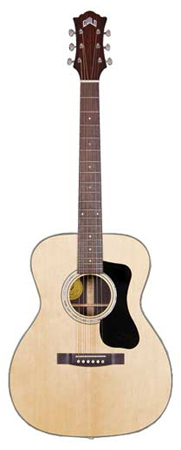 Guild GAD F130 Orchestra Acoustic Guitar