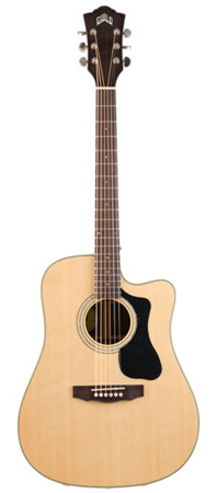 Guild D150CE Dreadnought Acoustic Electric Guitar