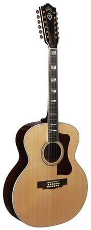Guild F512 Vintage Jumbo 12 String Acoustic Guitar