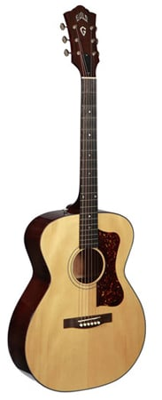 Guild F30 Traditional Aragon Orchestra Acoustic Guitar with Case