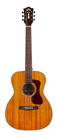 Guild OM120 Acoustic Guitar Natural with Case