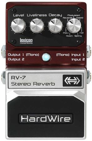 HAD RV7 LIST Product Image