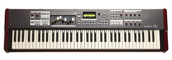 Hammond SK1 73 Key Organ Keyboard