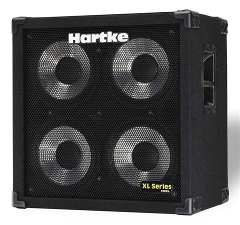 Hartke 410XL Bass Guitar Amplifier Cabinet