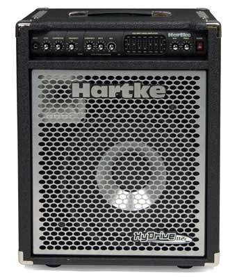 Hartke HyDrive 112c Bass Guitar Combo Amplifier