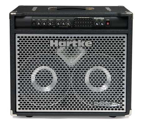Hartke HyDrive 210C Bass Guitar Combo Amplifier