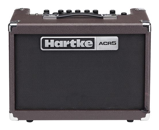 Hartke ACR5 Acoustic Guitar Amplifier with Chorus and Reverb 50 Watts