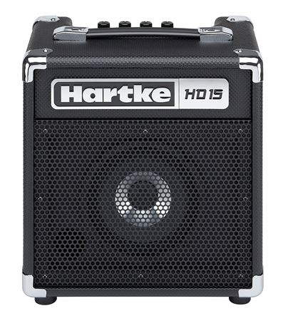 Hartke HD15 HyDrive Bass Guitar Combo Amplifier