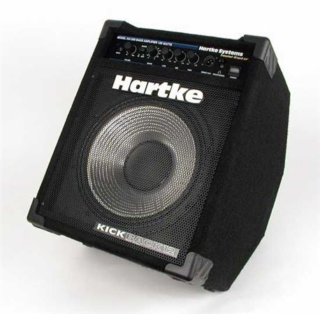 Hartke Kickback 12 Bass Guitar Combo Amplifier
