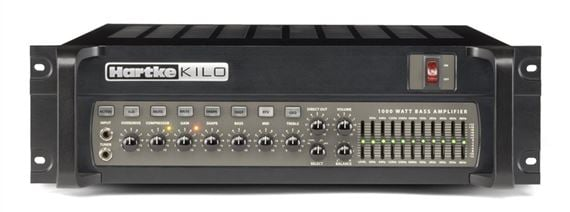 Hartke Kilo 1000 Bass Guitar Amplifier Head