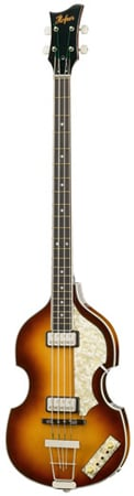 Hofner 500/1 Vintage '64 Electric Violin Bass with Case