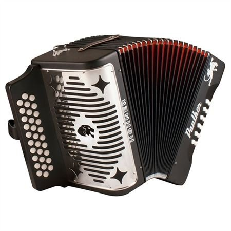 Hohner 3100GB Panther Diatonic Accordion