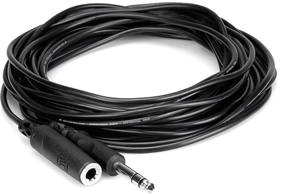 Hosa HPE Headphone Extension Cables