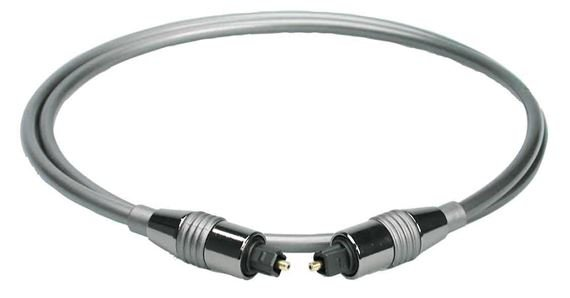 Hosa OPM303 Pro Fiber Optic Cable Toslink