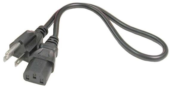 Hosa PWC Power Cord IEC C9 to NEMA 115P