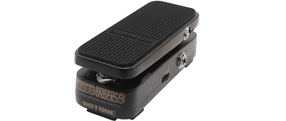 Hotone Bass Press 3 in 1 Vol/Wah/Expression Bass Guitar Effects Pedal