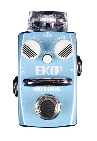 Hotone Eko Digital Delay Guitar Effects Pedal