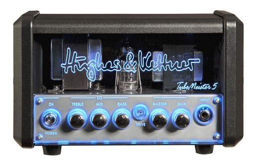 Hughes & Kettner TubeMeister 5 Guitar Amplifier Head