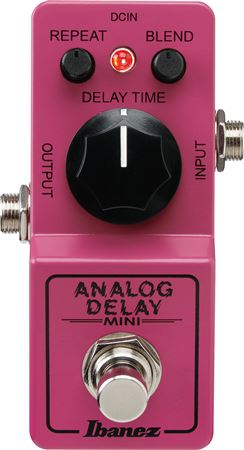 Ibanez Analog Delay Mini Effects Pedal