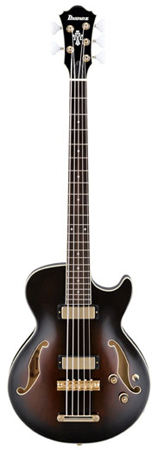 Ibanez AG205 Artcore 5-String Electric Bass Guitar