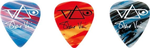 Ibanez Steve Vai Passion and Warfare Anniversary Picks