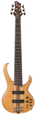 Ibanez BTB1406E Premium 6 String Bass Guitar with Bag