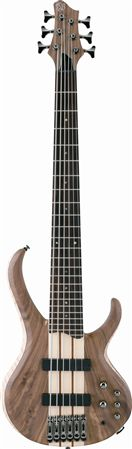 Ibanez BTB676 NTF 6 String Electric Bass Guitar