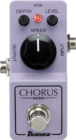 Ibanez Chorus Mini Effects Pedal