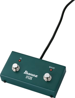 Ibanez IFS2G Two Button Latching Footswitch with LEDs