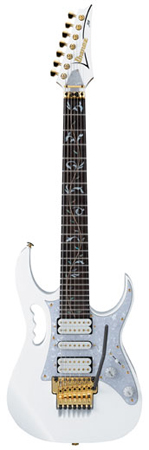 Ibanez JEM7V7 Steve Vai Signature Electric Guitar with Case